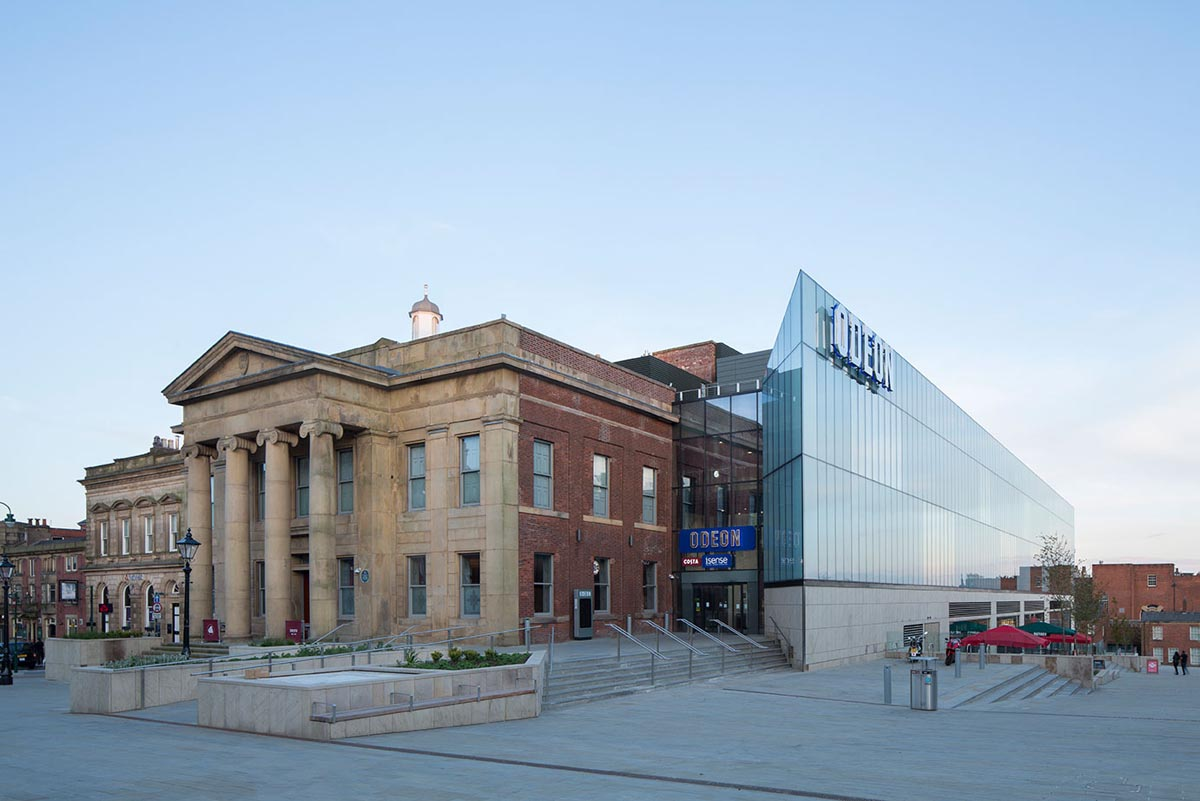 85 Koleksi Civic Center Oldham Terbaru